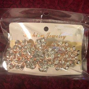 Accessories - Sparkly rhinestone barrette